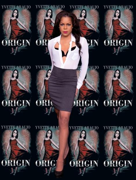 Yvette Araujo Book Origin